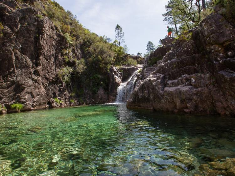 Cascata do Rio Homem