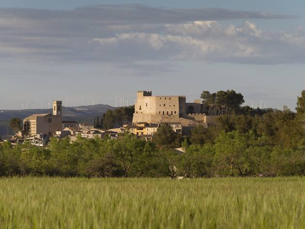 Enjoy legends and cavas with a getaway to Anoia