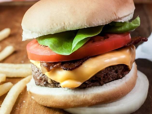 P.J. Clarke's Burger