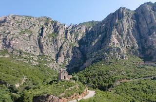 Collbató muntanya de Montserrat