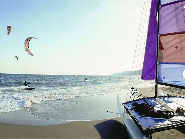 Castelldefels activitats nàutiques