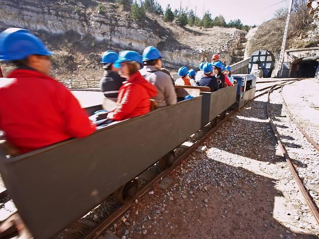 El Pedraforca y las minas del Berguedà