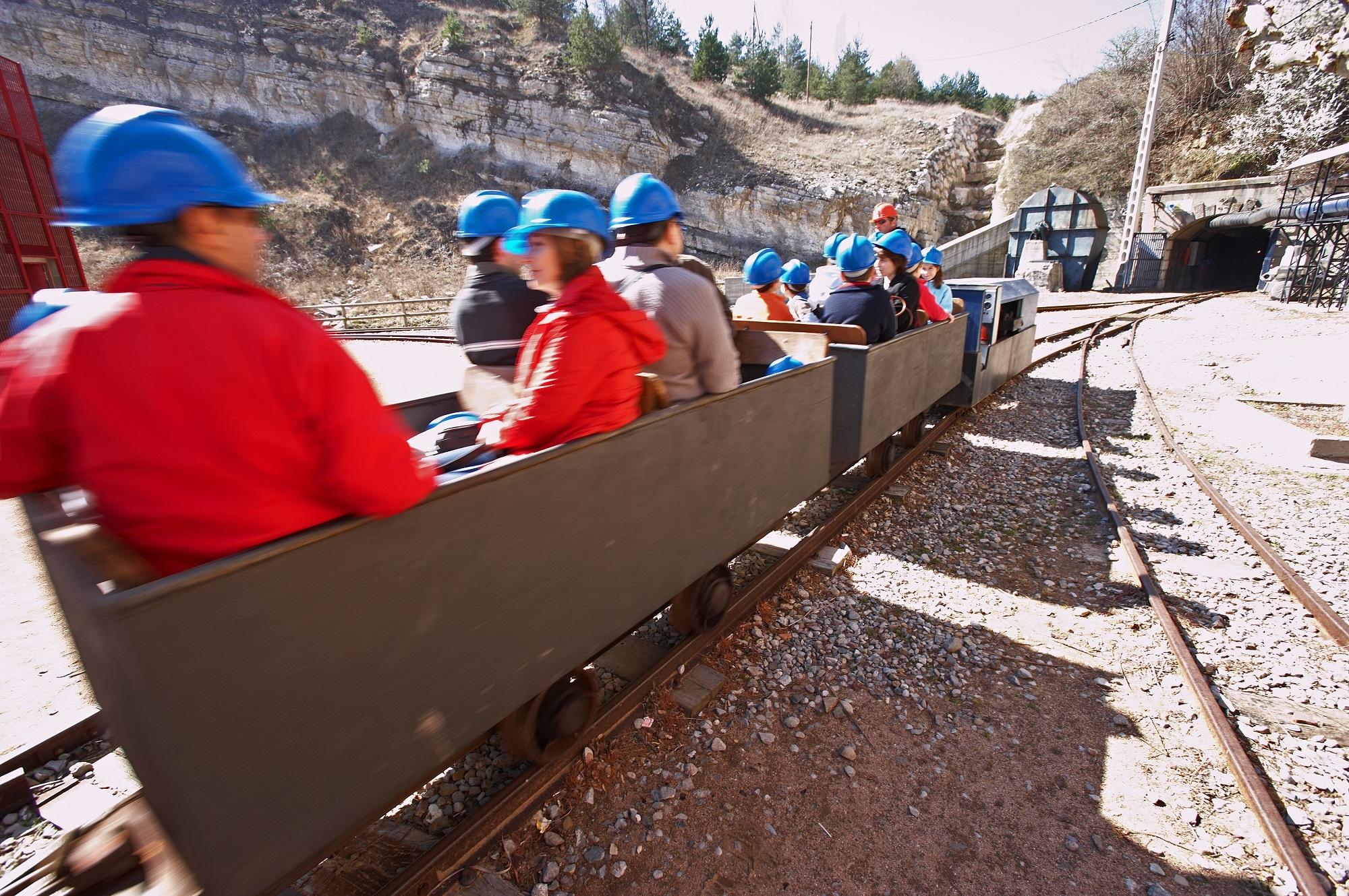 El Pedraforca i les mines, tresors del Berguedà