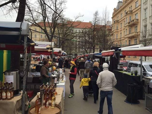 Jiřak Farmers' Market