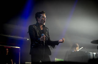 The Killers Brandon Flowers