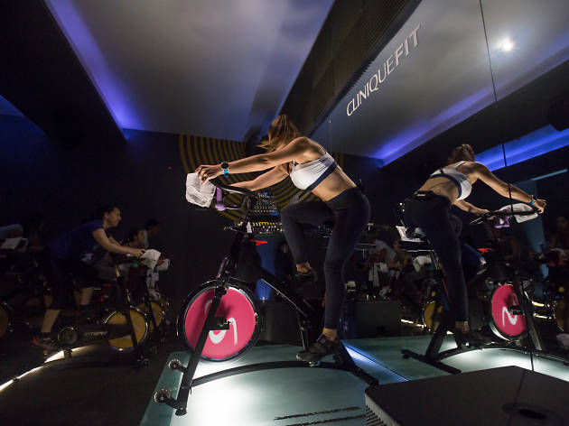 Fitspin, un gimnasio boutique especializado en spinning 25 unmissable things to do in mexico city 25 Unmissable Things To Do In Mexico City image