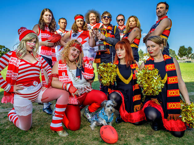 Reclink Community Cup 2018 line up