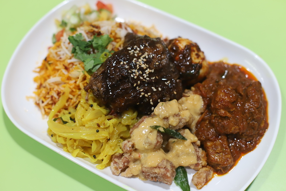 Hawker spotlight: Chop Chop Biryani and Meats