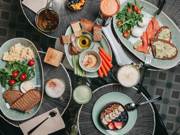 brunch do Local Your Healthy Kitchen