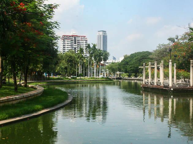 Suan Plu Public Park