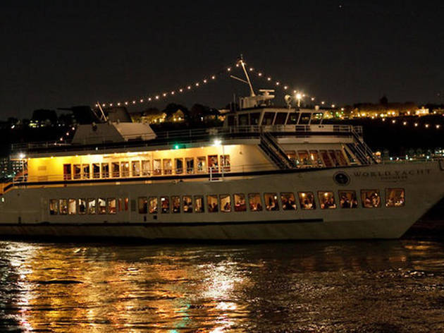 New York Fourth of July Dinner Cruise by World Yacht