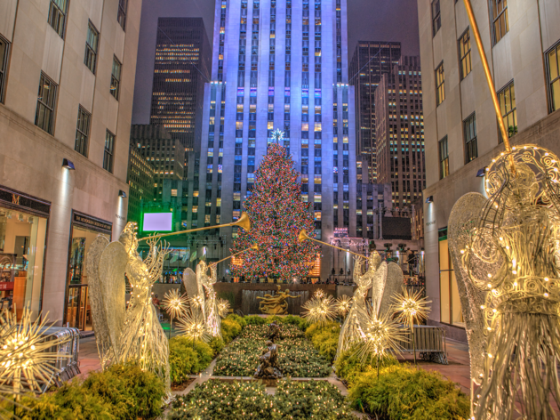 The star atop Rockefeller Center's Christmas tree is getting a makeover
