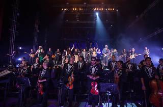 Rock en tu idioma sinfónico Vol.2 vuelve pero ahora al Palacio de los Deportes