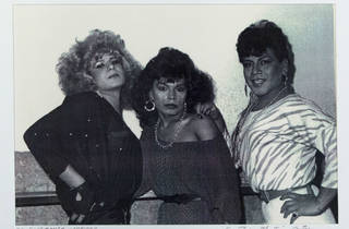 (Foto: Fe, Esperanza y Caridad (1988)/Cortesía Centro de la Imagen)
