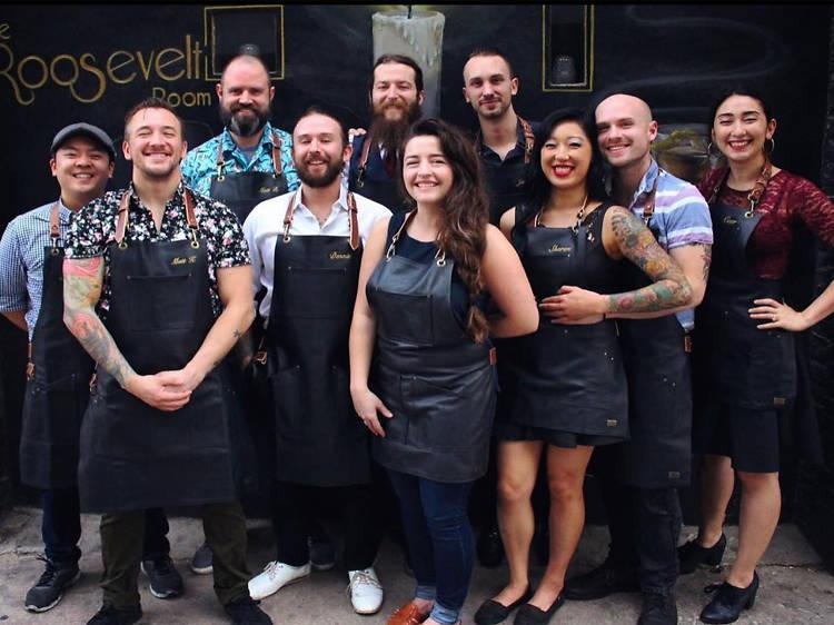 Best Bar Crew