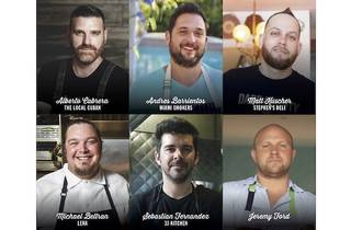 The best of the city under one roof: Time Out Market Miami adds Jeremy Ford, Michael Beltran, Alberto Cabrera and more to its roster of top chefs and restaurateurs