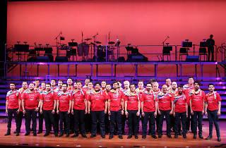 El Coro Gay Ciudad de México cantará con el coro gay de Nueva York en el Teatro de la Ciduad Esperanza Iris