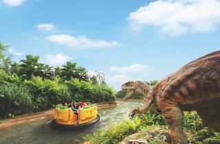 Universal Studios Singapore Jurassic World