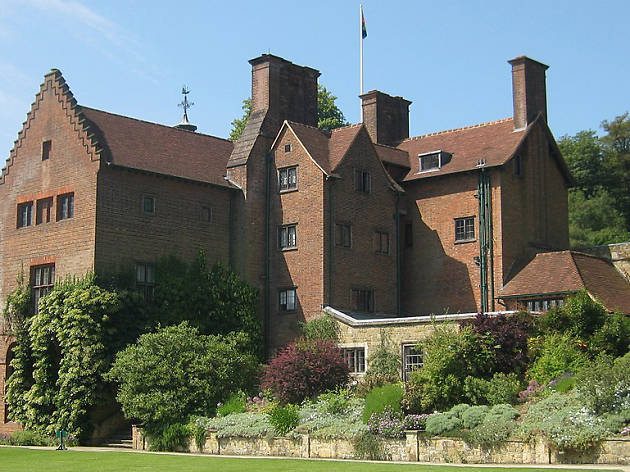 Best TTD Kent Chartwell House, from Wiki