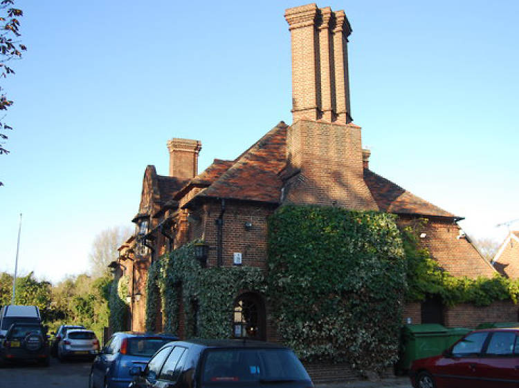 The Fordwich Arms