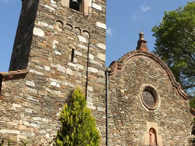Església del Montseny