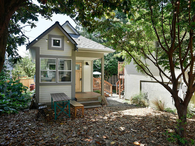 Bright and Sunny Ballard Tiny House