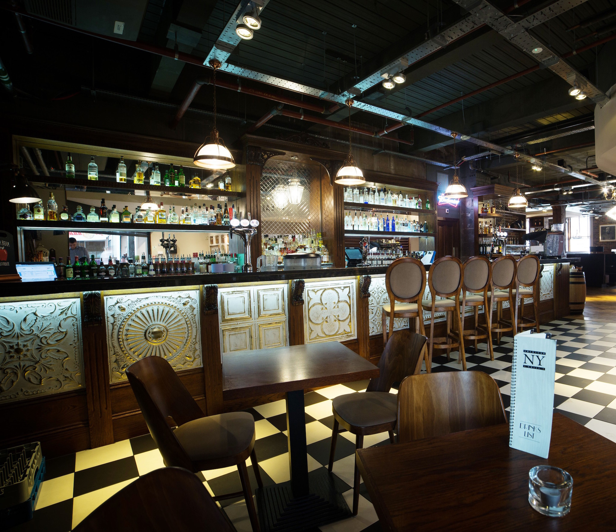 NY American Grill, Glasgow - for Schweppes campaign