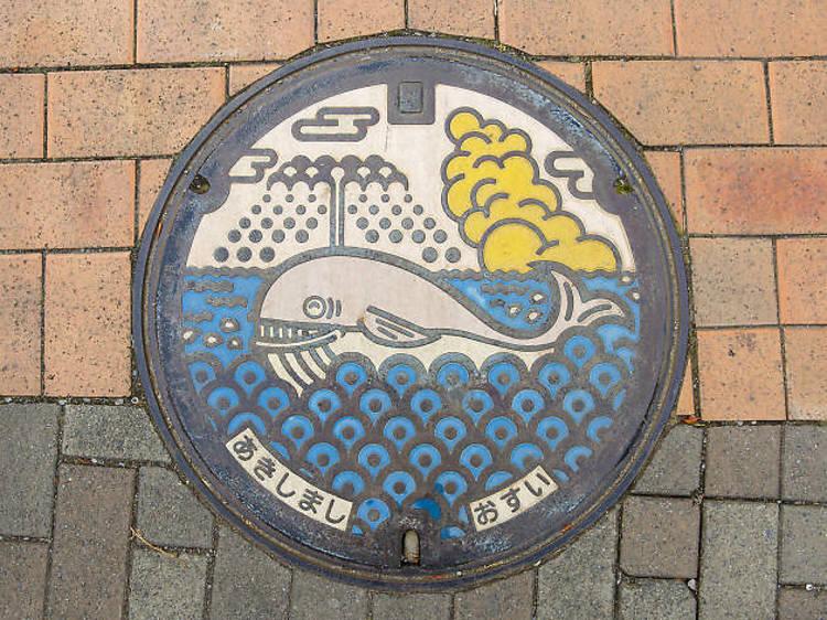 Whales in Akishima