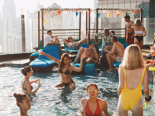 Kai Dao Pool Party: #freaknik