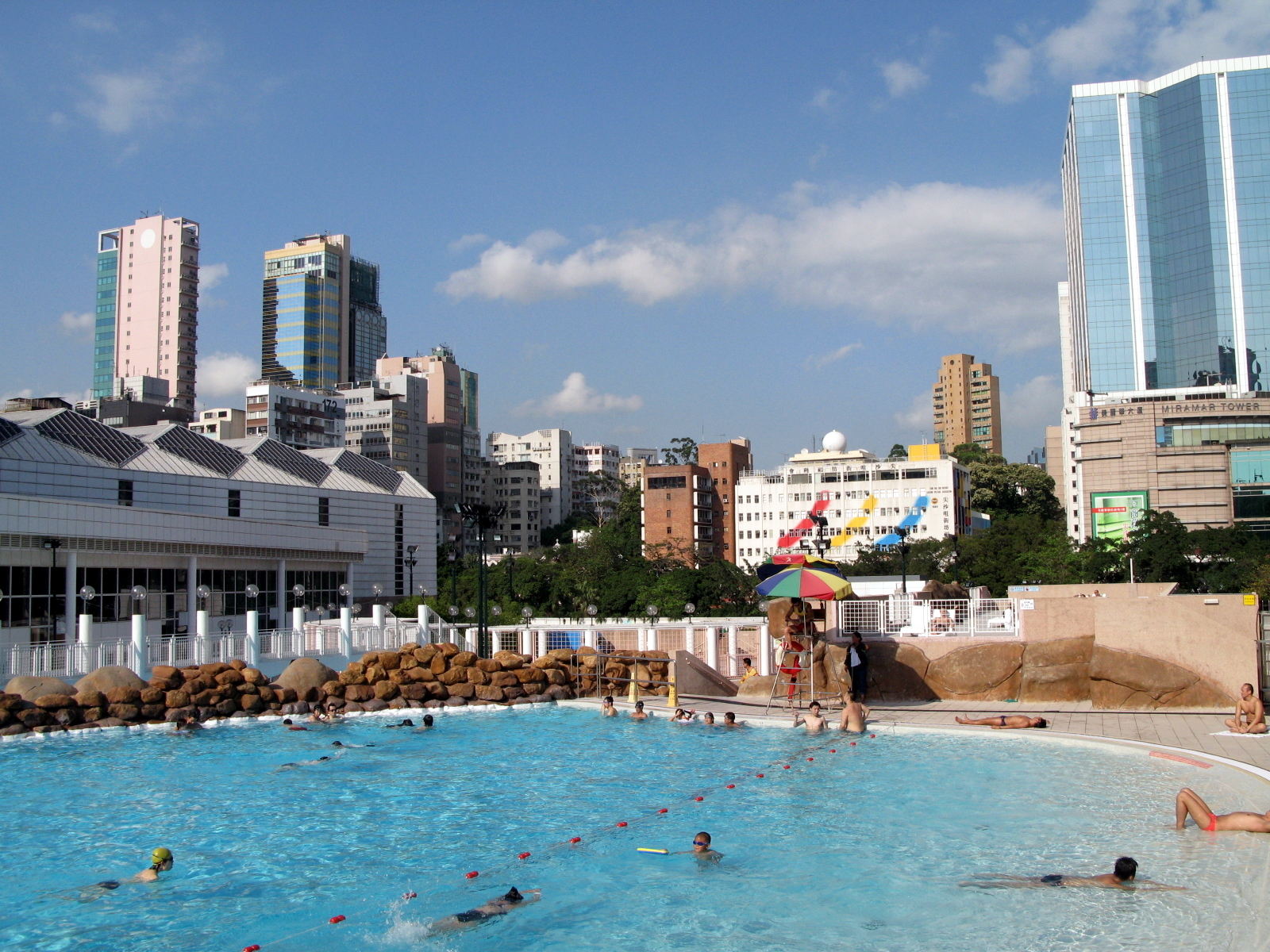 Kowloon Park Swimming Pool