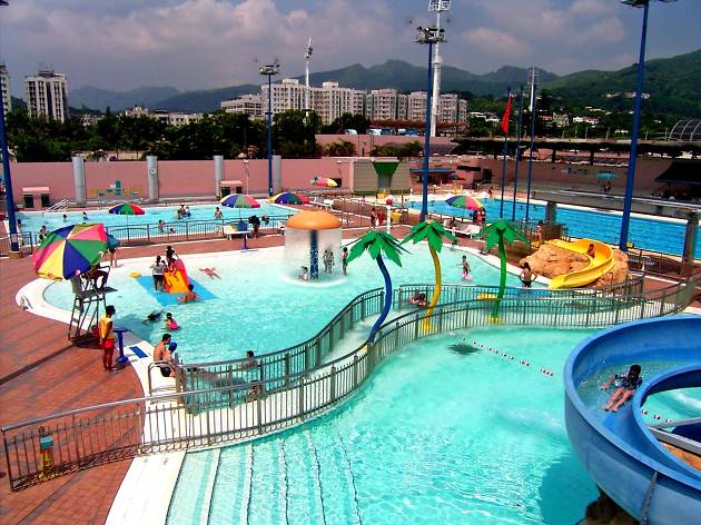 Sai Kung Swimming Pool