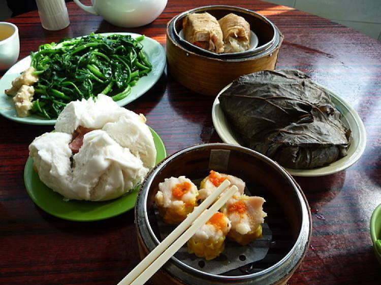 Choi Lung Teahouse