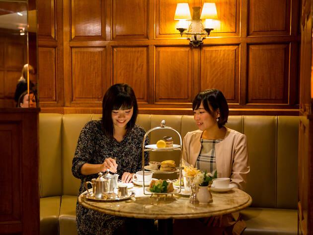 Bettys Cafe Tea Room, York.