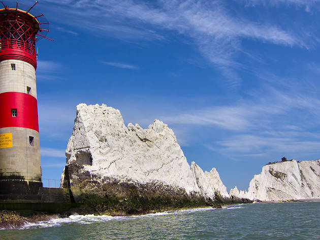 Best TTD Isle of Wight The Needles