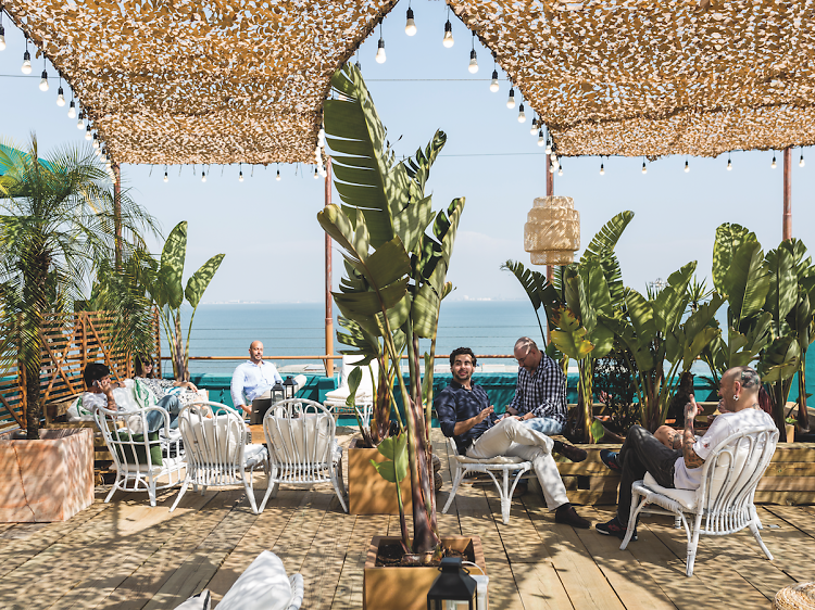 Os melhores bares em rooftops em Lisboa