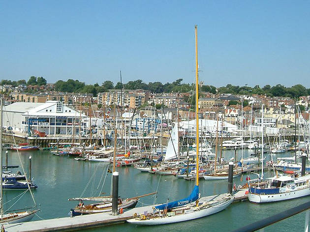 Best TTD Isle of Wight Cowes, from Wiki