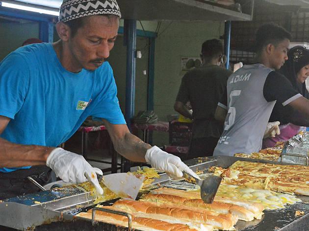 Ikan bakar Dato Keramat