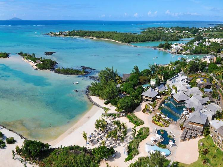 The 10 best hotels in Mauritius