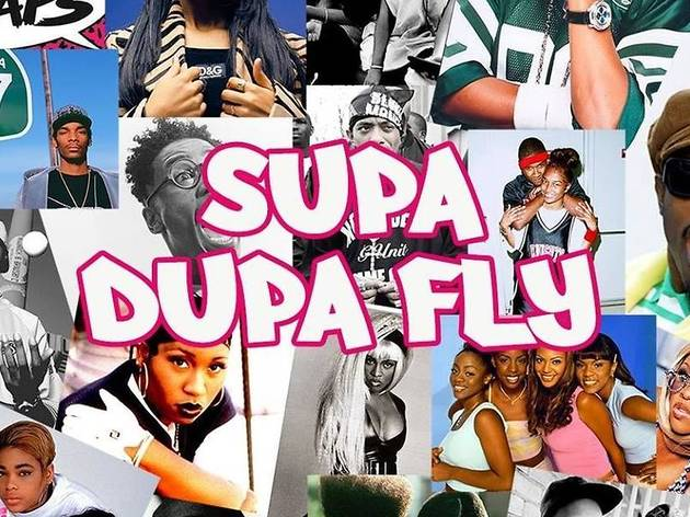 Supa Dupa Fly x Rooftop Sessions Brixton
