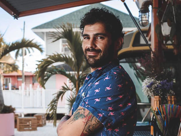 Casa Florida's lead bartender on garnishing drinks and staying consistent
