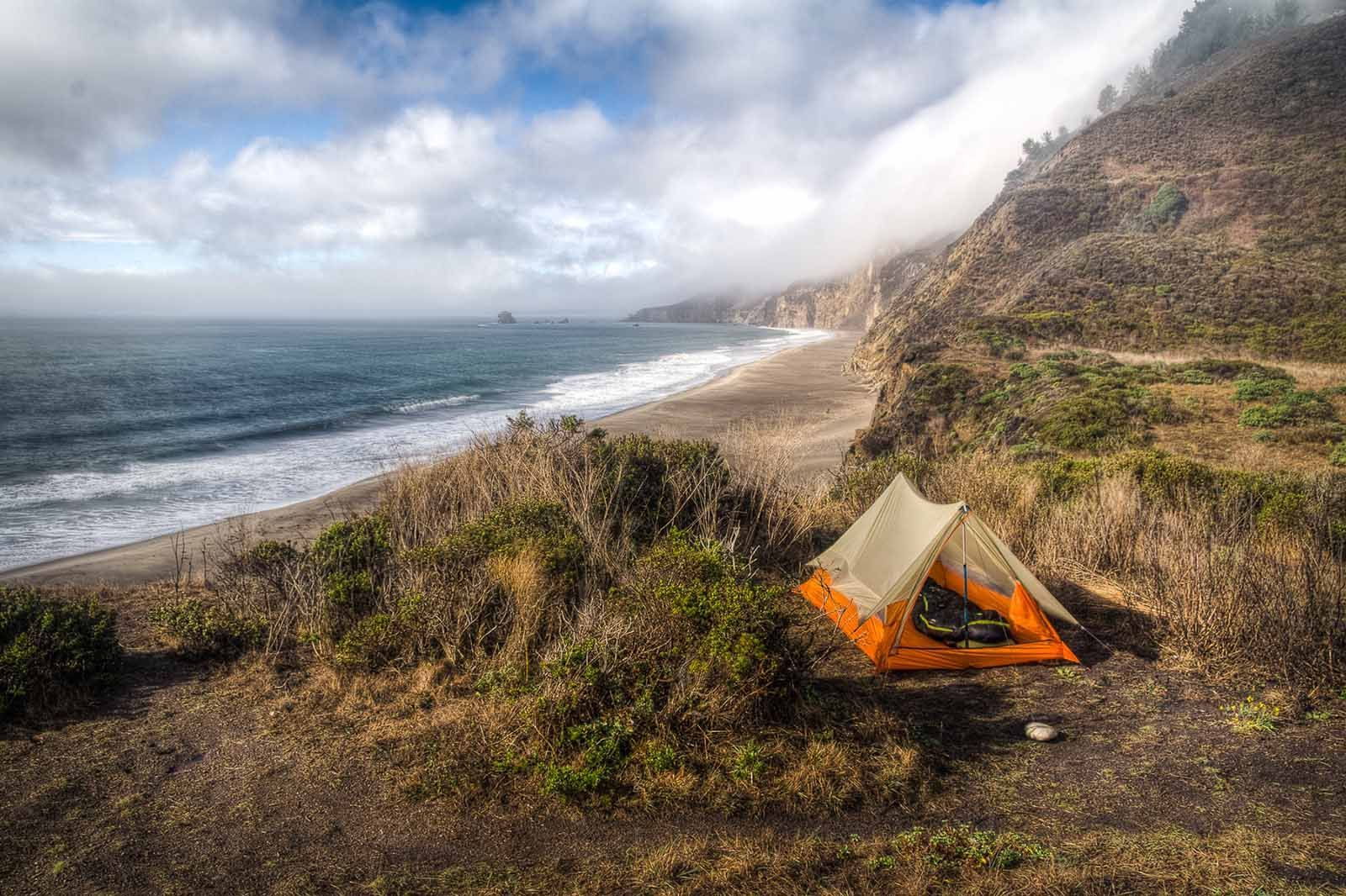 Where to go camping in the San Francisco Bay Area