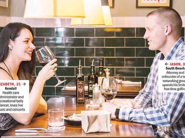 Dating IRL: Elizabeth and Jason