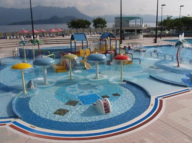 Ma On Shan Swimming Pool