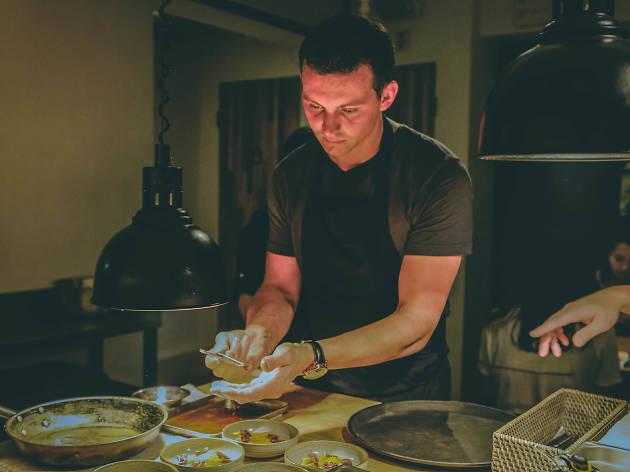 Test Kitchen x Krzysztof Czerwinski