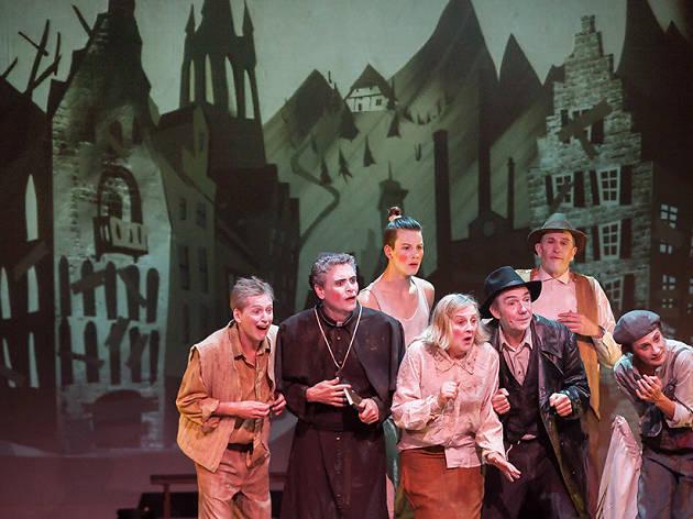 The Visit, Escapade Theatre