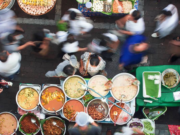 The best Bangkok street food stalls