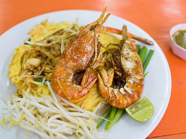 Bangkok pad thai