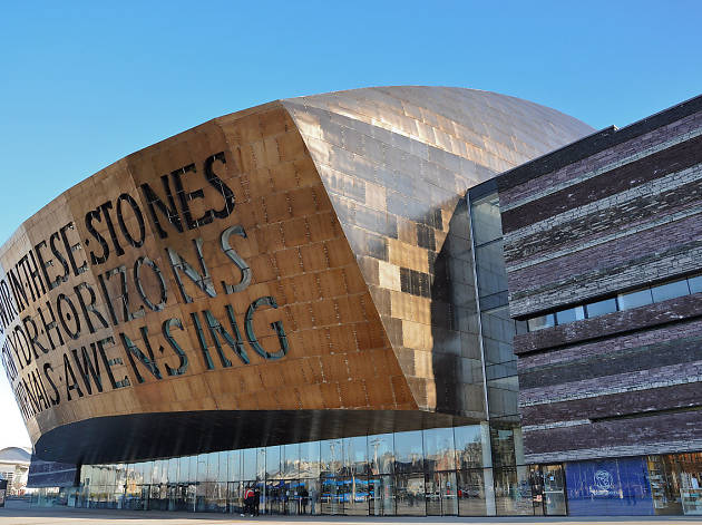 Best TTD Cardiff Wales Millennium Centre, from Wiki