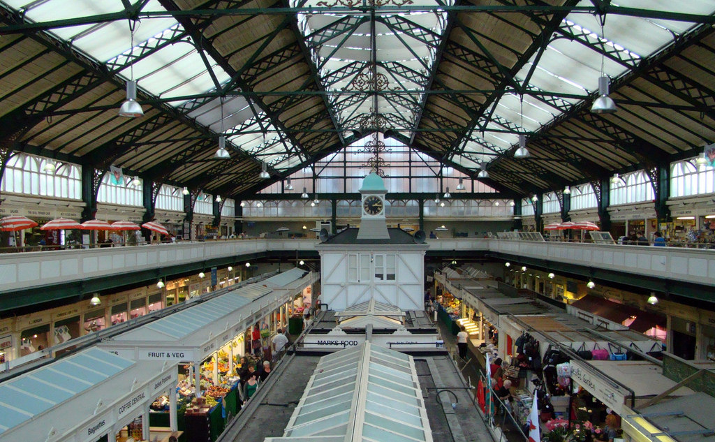 Best TTD Cardiff Central Market