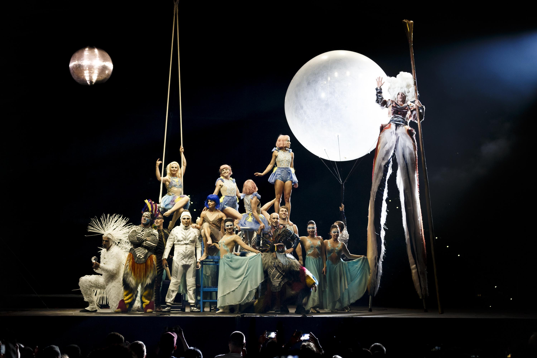 El Cirque du Soleil gratis a Andorra